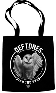 Deftones Diamond Eyes Tote Bag