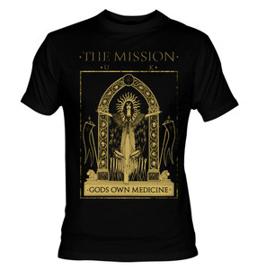 The Mission God's Own Medicine T-Shirt