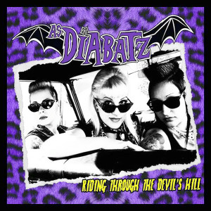 "As Diabatz Riding Through The Devil's Hill 4x4"" Color Patch"