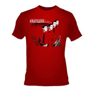 Kraftwerk - Man Machine T-Shirt