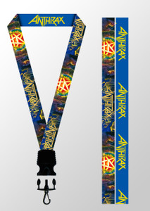 Anthrax - For All Kings Lanyard