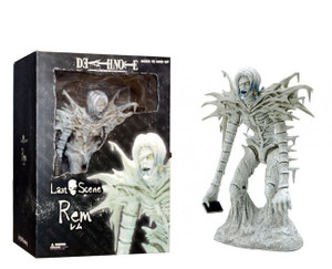Death Note Figurine - Last Scene Rem