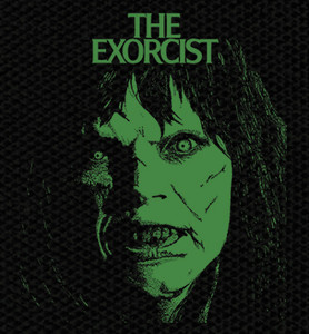 "The Exorcist Regan 3.5x4.5"" Printed Patch"