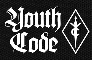 "Youth Code Logo 4.5x3"" Printed Patch"