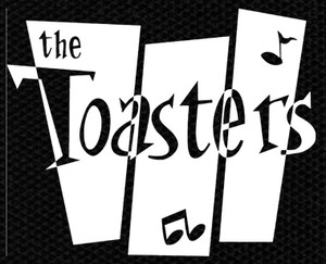 "The Toasters Logo 5x3.5"" Printed Patch"