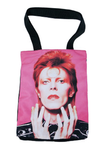 David Bowie Shoulder Tote Bag