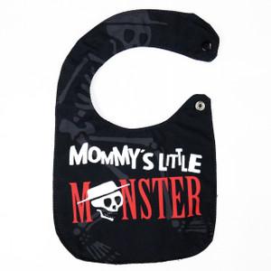 Mommy's Little Monster Baby Bib