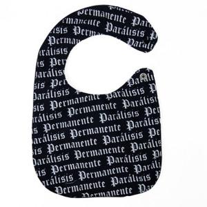 Paralisis Permanente Baby Bib
