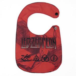 Led Zeppelin Baby Bib