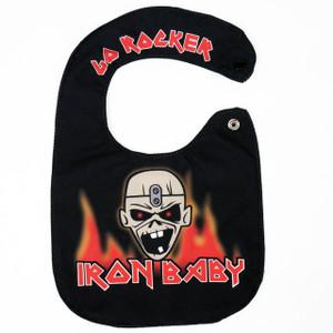 Iron Maiden - Baby Bib