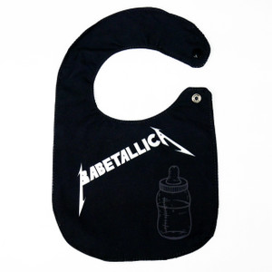 Metallica - Babetallica Font Bib