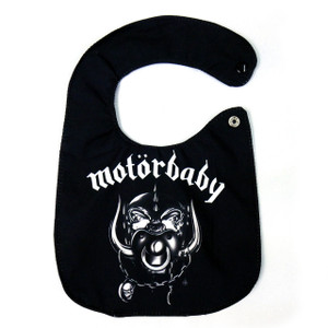 Motorhead - Motorbaby Bib