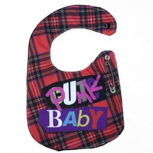 Punk Baby Bib