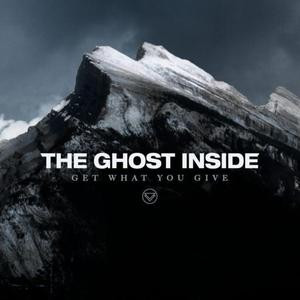 "The Ghost Inside - Get What You Give 4x4"" Color Patch"