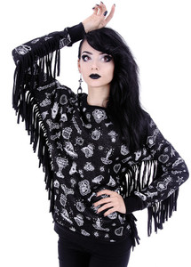 Witchy Jumper Sweater