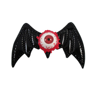 Kreepsville 666 - Batty Eye Splat Hair Bow