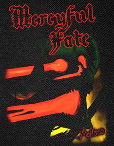 "Mercyful Fate - Melissa on Backpatch 12x16"""