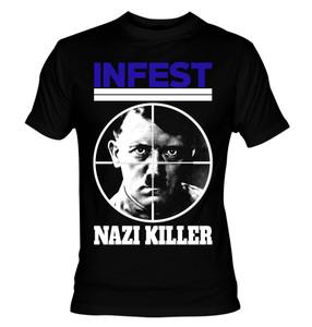 Infest Nazi Killer T-Shirt