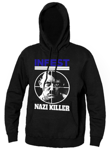 Infest Nazi Killer Hooded Sweatshirt