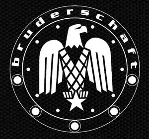 """Bruderschaft Logo 4x4"""" Printed Patch"""