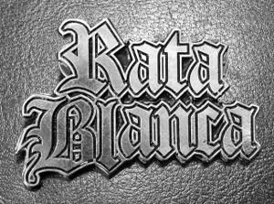 "Rata Blanca - Logo 3"" Metal Badge Pin"