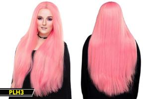 Pink Long Wig