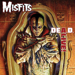 "Misfits - Dead Alive 4x4"" Color Patch"