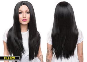 Black Long Wig