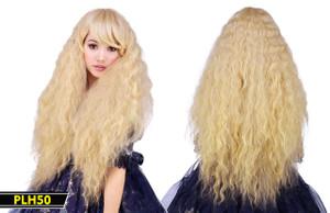 Blonde Long Wavy Wig