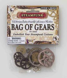 Steampunk Gears Craft Package