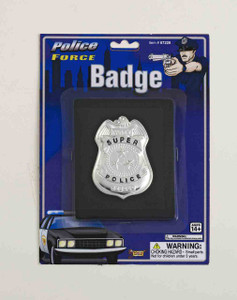 Fake Police Badge with  Wallet