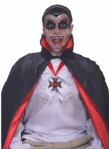 Transparent Vampire Mask