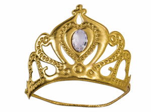 Plastic Queen Crown