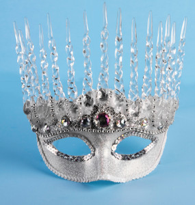 Ice Queen Mask