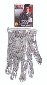 Michael Jackson Glittery Glove