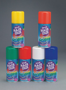 Washable Hair Spray Dye  - Green