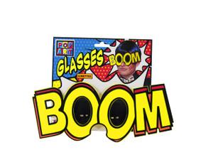 Jumbo Boom Glasses