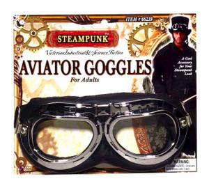 Steampunk Aviator Goggles