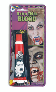 Make Up Blood Gel