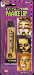 Make Up Tube - Yellow