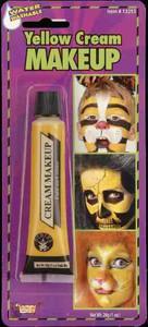 Make Up Tube - Yellow