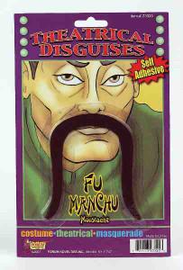 Moustache Fumanchu