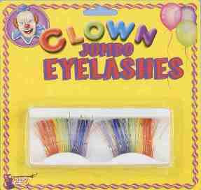 Rainbow Jumbo Lashes