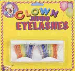 Rainbow Jumbo Lashes