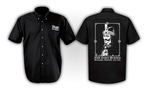 Vlad Tepes Dracula Workshirt