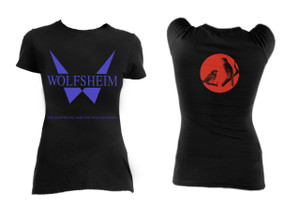 Wolfsheim Sparrows and Nightingales Girls T-Shirt