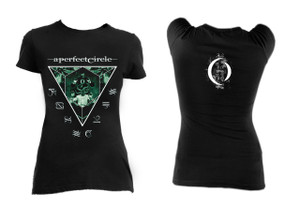 A Perfect Circle Tour 2017 Girls T-Shirt