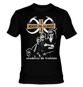 Heroes del Silencio Senderos de Traicion T-Shirt