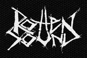 "Rotten Sound Logo 4.5x3"" Printed Patch"