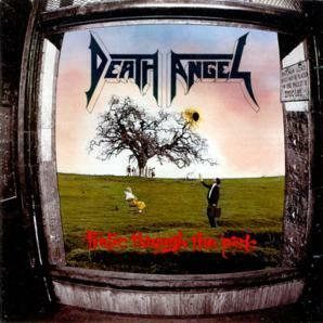 "Death Angel - Frolic Through The Park 4x4"" Color Patch"